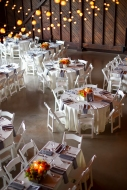 Tables and chairs at Saltwater Vineyards for a Connecticut Wedding with Nathan Bush Photography